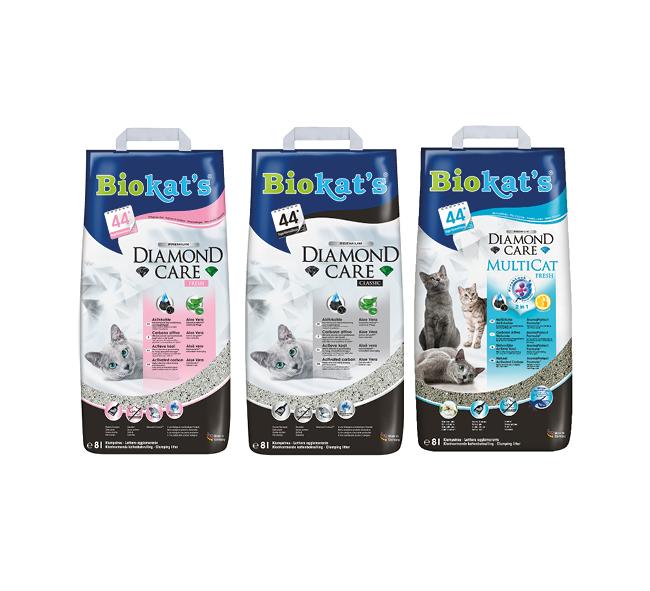Biokat's kattesand