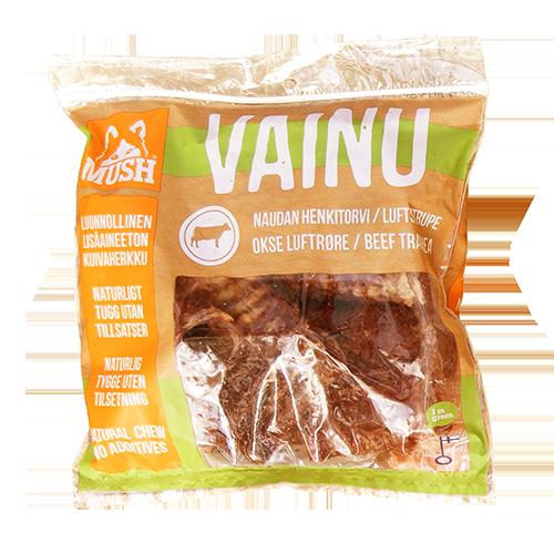 MUSH VAINU Okse-luftrør 200 g